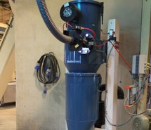 We also supply vacuum equipment and loading chutes and perform maintenance and service on most of the mill equipment.